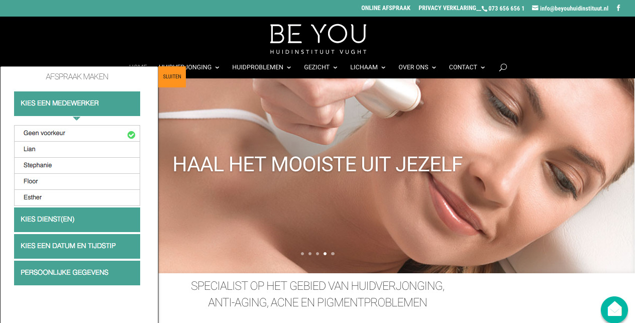 Be You Huidinstituut